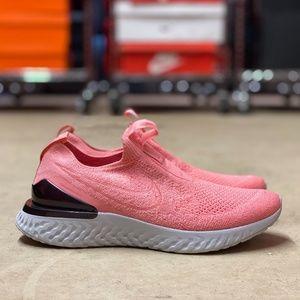 Nike Epic Phantom React Flyknit Runners NEW Multi
